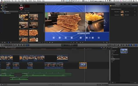 cut pro templates getting motion 4 templates into cut pro x by spencer provideo coalition