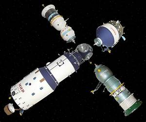 Mir Space Station Model (page 3) - Pics about space