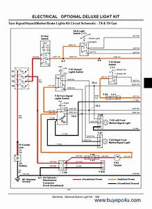 Gator 6x4 Diesel Electrical Diagrams And Srvice Manual Download