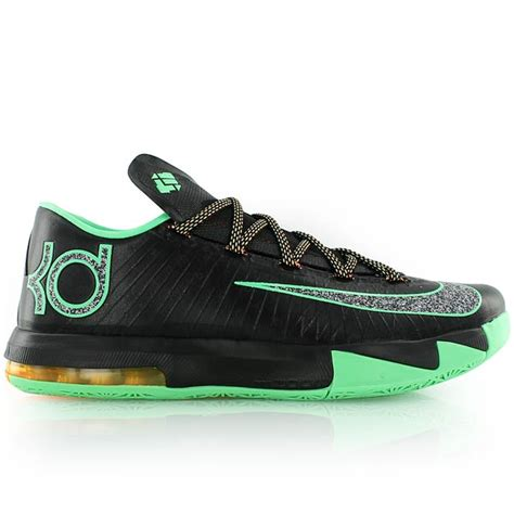 up nike shoes for dickinson electronic archives kd 6s black green images usseek Light