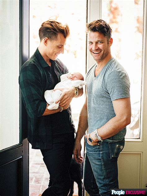 Cute Kitchen Decorating Ideas - nate berkus and jeremiah brent introduce daughter poppy photo people com