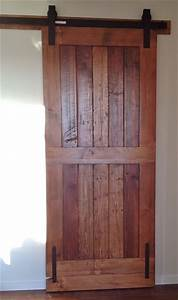 distressed doors diy distressed sliding barn door With barn door wood type