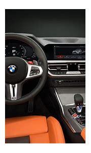 BMW M3 Competition 2020 Interior 4K Wallpaper   HD Car ...
