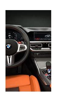 BMW M3 Competition 2020 Interior 4K Wallpaper | HD Car ...