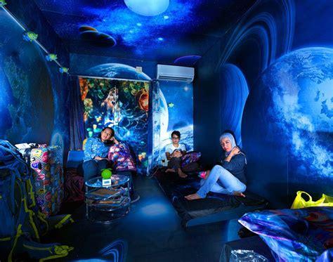 chambre theme espace fan de vous allez adorer dormir ici durant votre
