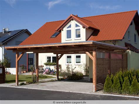 Bildergalerie  Biber Carport  Deutschland, Österreich