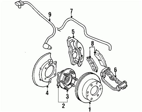 2004 Chevy Silverado Front End Part Diagram by 2007 Chevy Suburban Parts Diagram Automotive Parts