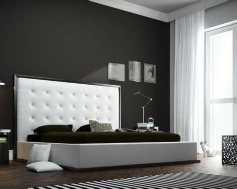 einrichtungsideen fuers schlafzimmer modern elegant und