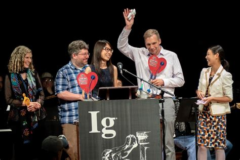 A Salute To Head-scratching Science At The 2018 Ig Nobel