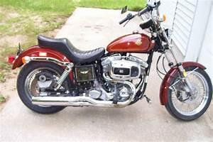 Harley Davidson Superglide Fxe 1981 Shovelhead Near Stock