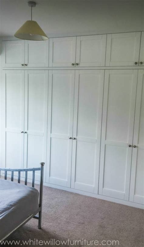 Style Wardrobes by Shaker Style Bedroom Doors Shapeyourminds