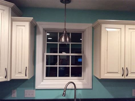 window treatment  kitchen sink