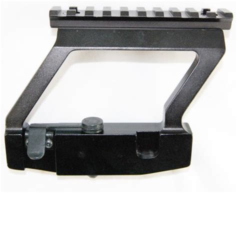 ak rail mount side 47 guntec picatinny profile saiga usa low galatiinternational