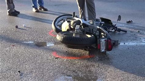 Motorcycle Crash Kills Teen Rider, Triggers Second