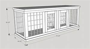 Dog kennels dailey woodworks for Double dog kennel plans
