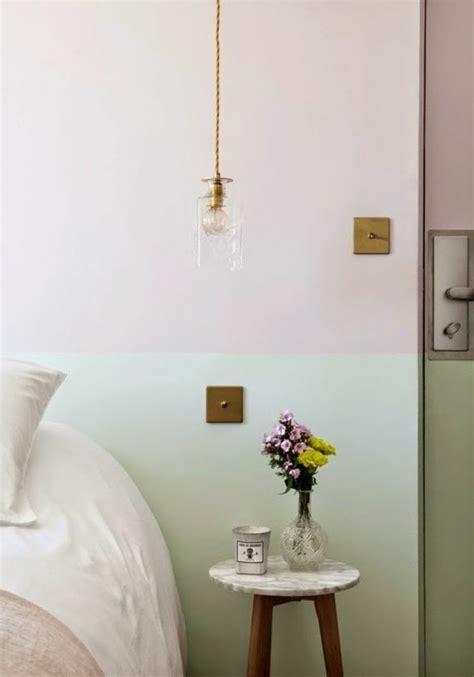 comment peindre une chambre en deux couleurs peindre chambre en deux couleurs 20171005222533 tiawuk com