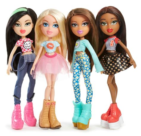 The Brick Castle Bratz Special Edition Sweet Style Doll