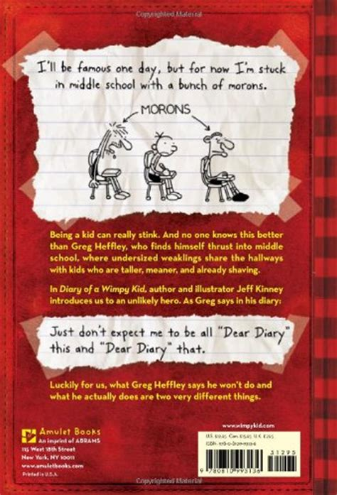 diary   wimpy kid book  hardcover april