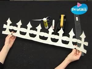 Couronne En Papier à Imprimer : comment faire une couronne en papier pratiks ~ Melissatoandfro.com Idées de Décoration