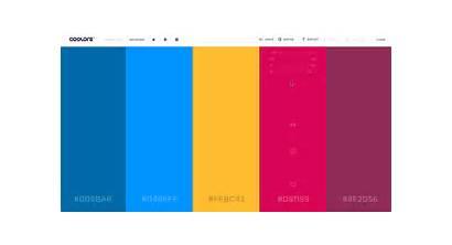 Palette Coolors Pick Designers Tools Website Productivity
