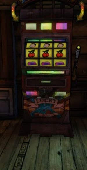Borderlands 2 Slot Machine  Cherries Cherries