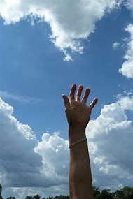 Cloud Hand God