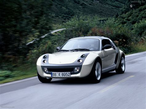 Smart Car Coupe by Smart Roadster Coupe Car Wallpaper 009 Of 23