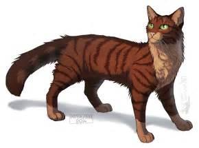 warriors cats warriors cats foxleap by cat patrisiya on deviantart