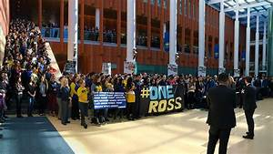 Hundreds Gather at Michigan Ross in Response to Executive ...