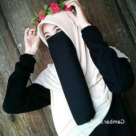 gambar wanita muslimah bercadar gaya model terbaru