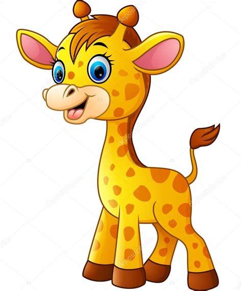 dibujos dibujo de jirafa jirafa de beb 233 de dibujos