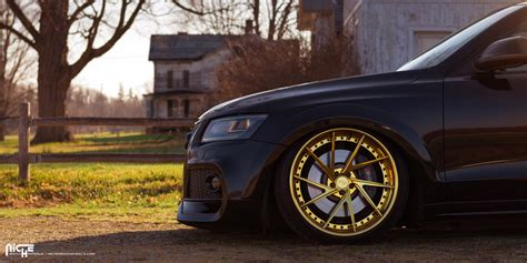 Audi Sq5 Custom Wheels Niche Invert 22x105, Et , Tire