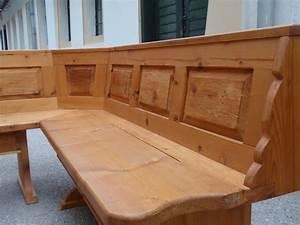Essecke Holz Massiv : altholz sitzecke eckbank massiv schwer mit truhenteil bauerneckbank ebay ~ Frokenaadalensverden.com Haus und Dekorationen