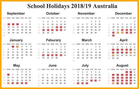 australia  printable calendar  holidays festivals