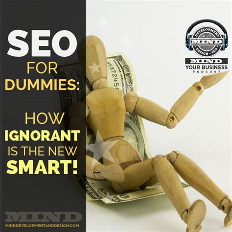 Seo For Dummies by Seo For Dummies Mind Development Design Llc