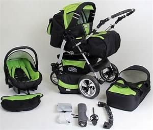 Günstige Kombikinderwagen Mit Babyschale : volver kombikinderwagen als set 3in1 mit babyschale babywagen sofort lieferbar ebay ~ Watch28wear.com Haus und Dekorationen