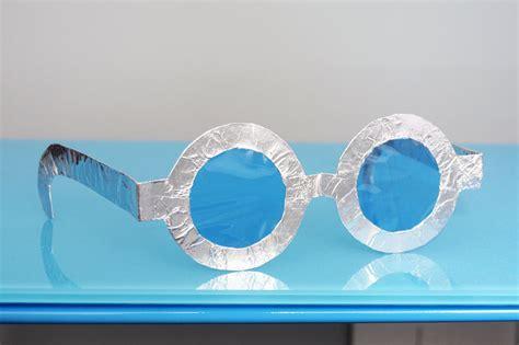 paper eyeglasses kids crafts fun craft ideas