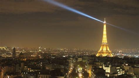 Hd Hintergrundbilder Frankreich Nacht Lichter Der Stadt