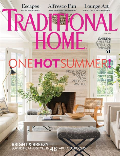 Home Magazine by Traditional Home Magazine Discountmags