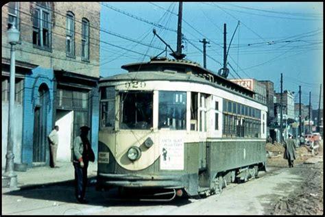 Streetcars in Atlanta