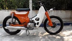 Dijual Honda Astrea Star Modif Streetcub
