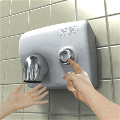 Hand Dryer Meme - gifs of the week quot yeezus quot leaks and a hand dryer dispenses bacon paper