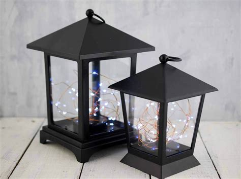 Everlasting Glow Lantern  Led Fairy Lights
