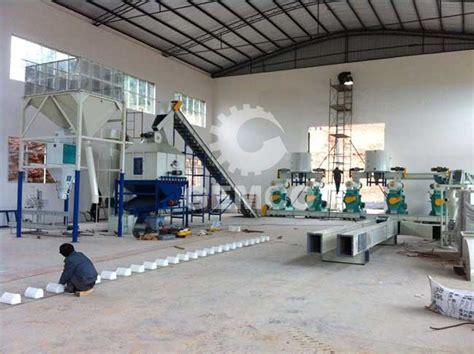wood pellet mill plant  china