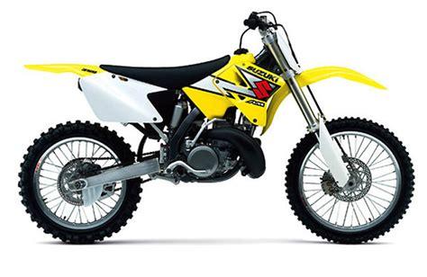 suzuki motocross bike top ten best dirt bike brands bikes catalog