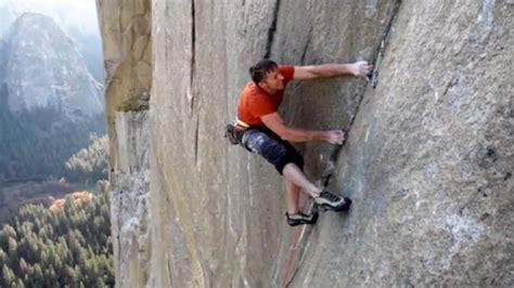 Free Climbers Reach Peak Yosemite Capitan