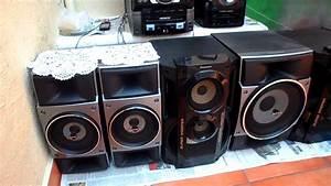 Sony Mhc-gtr8  17  Y Panasonic Akx72  4  En Mi Patio