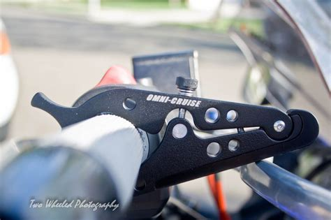 Universal Motorcycle Cruise Control System