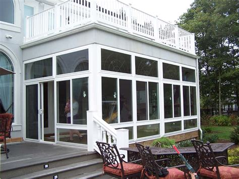 vinyl windows patio enclosure do it yourself screened in porch kits studio design