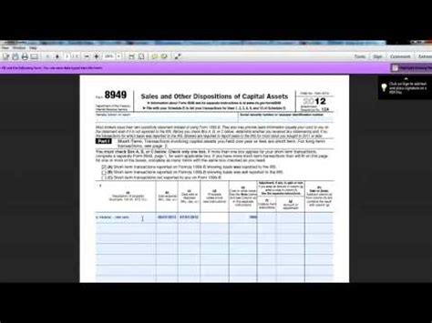 income tax refund phone number form 8949